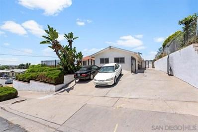 5514 Santa Margarita St, San Diego, CA 92114 - MLS#: 200020004