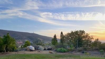 1161 Sunrise Way, San Marcos, CA 92078 - MLS#: 200020144