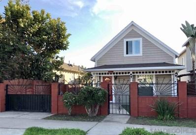 2145 Harrison, San Diego, CA 92113 - MLS#: 200020857