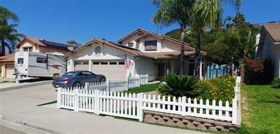 573 Canyon Dr, Bonita, CA 91902 - MLS#: 200020926