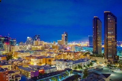 645 Front St UNIT 1808, San Diego, CA 92101 - MLS#: 200021435