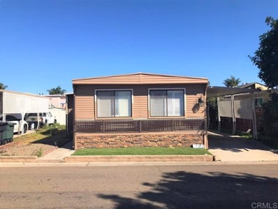 121 Orange Avenue UNIT 112, Chula Vista, CA 91911 - MLS#: 200021556