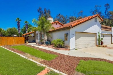 1620 Woodrun Pl, El Cajon, CA 92019 - MLS#: 200021602