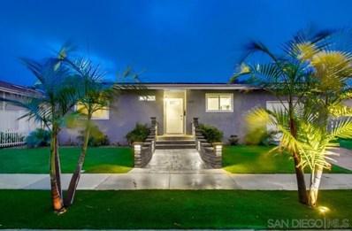 4572 Manitou Way, San Diego, CA 92117 - MLS#: 200021648