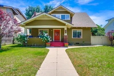 1374 E Villa St, Pasadena, CA 91106 - MLS#: 200021821