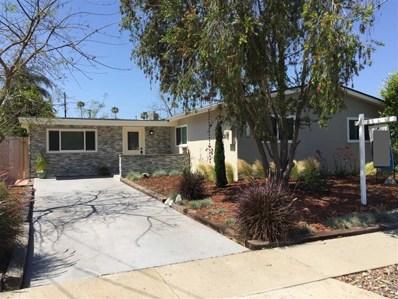 5174 Acuna St, San Diego, CA 92117 - MLS#: 200021923