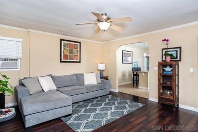 3455 Adams Ave. UNIT 5, San Diego, CA 92116 - MLS#: 200021993