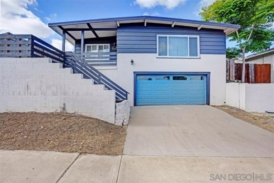 7815 Palm St, Lemon Grove, CA 91945 - MLS#: 200022075