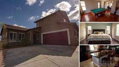 2844 Hidden Valley Ct, Spring Valley, CA 91977 - MLS#: 200022186