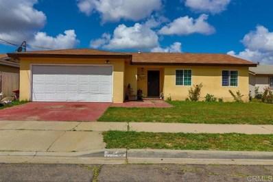 324 Redcrest Dr, San Diego, CA 92114 - MLS#: 200022250