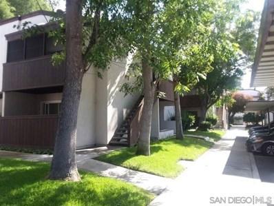 1341 Caminito Gabaldon UNIT G, San Diego, CA 92108 - MLS#: 200022639