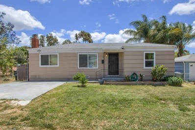 1825 Ensenada St, Lemon Grove, CA 91945 - MLS#: 200022744