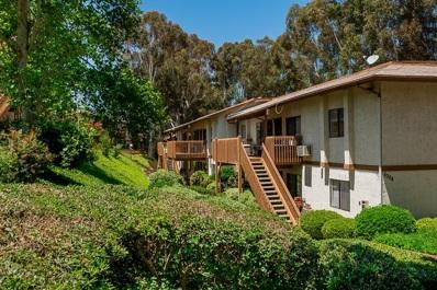 6394 Rancho Mission Rd UNIT 127, San Diego, CA 92108 - MLS#: 200022821