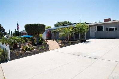 1018 Helix Ave, Chula Vista, CA 91911 - #: 200022973