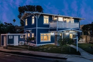 3855 Pringle St, San Diego, CA 92103 - MLS#: 200023010