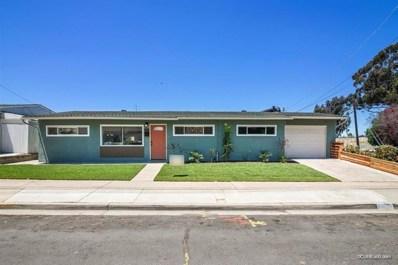 460 Sears Avenue, San Diego, CA 92114 - MLS#: 200023046