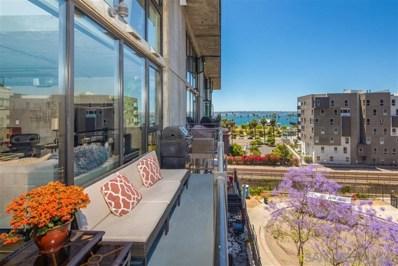 1780 Kettner Blvd UNIT 509, San Diego, CA 92101 - MLS#: 200023412