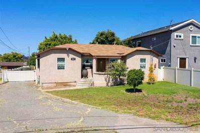 2642 Buena Vista Ave., Lemon Grove, CA 91945 - MLS#: 200023437