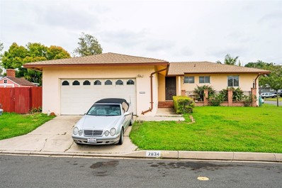7834 Longdale Dr, Lemon Grove, CA 91945 - MLS#: 200023913