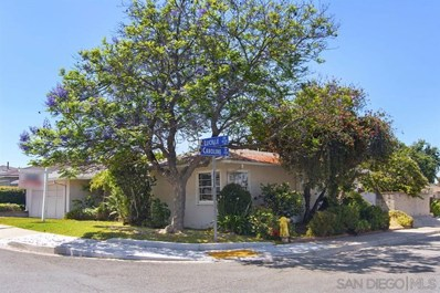 4763 Lucille Dr., San Diego, CA 92115 - MLS#: 200024280