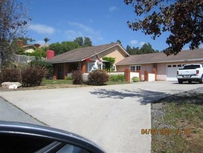1365 Vista Grande Rd, El Cajon, CA 92019 - MLS#: 200024715