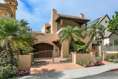 418 Marine Street, La Jolla, CA 92037 - MLS#: 200025158