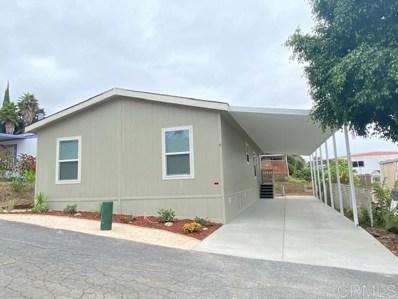 718 Sycamore Ave UNIT 6, Vista, CA 92083 - MLS#: 200025887