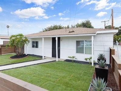2716 Magnolia Ave, San Diego, CA 92109 - #: 200026370
