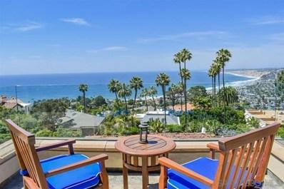 7505 Hillside Dr, La Jolla, CA 92037 - MLS#: 200027962