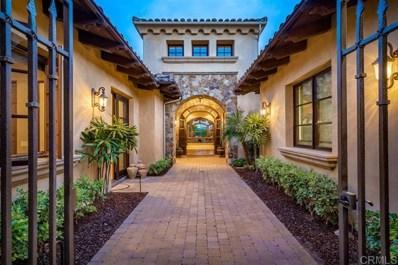 5111 Rancho Madera Bend, San Diego, CA 92130 - MLS#: 200028260
