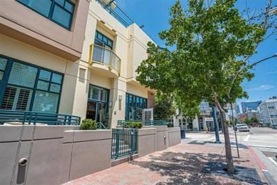 110 W Island Ave, San Diego, CA 92101 - MLS#: 200028367