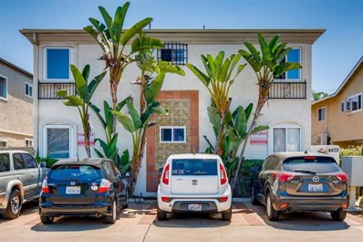 4479 Marlborough Ave UNIT 3, San Diego, CA 92116 - #: 200028570