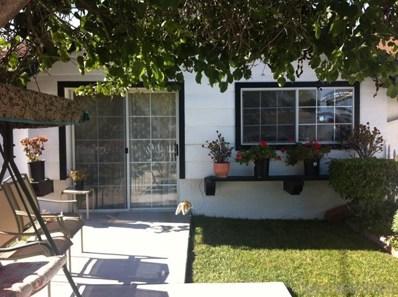 6396 Lake Decatur Avenue, San Diego, CA 92119 - MLS#: 200028708