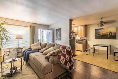 4750 Noyes Street UNIT 108, San Diego, CA 92109 - #: 200029452