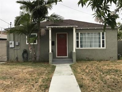 1138 Elm Ave., Chula Vista, CA 91911 - #: 200030065