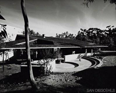 15134 Via De La Valle, Rancho Santa Fe, CA 92091 - MLS#: 200030133