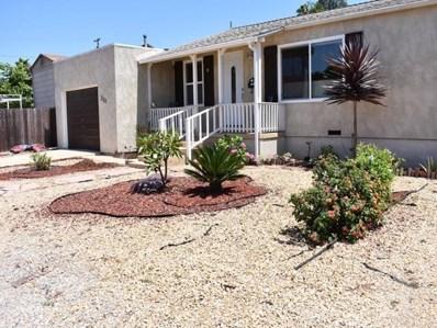 251 Emerson Street, Chula Vista, CA 91911 - #: 200030296