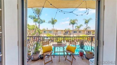 4570 54th St UNIT 201, San Diego, CA 92115 - MLS#: 200030308