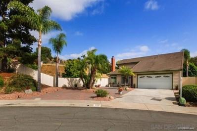9039 Gainsborough Ave, San Diego, CA 92129 - MLS#: 200030477