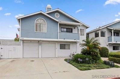 1434 Essex St UNIT 3, San Diego, CA 92103 - MLS#: 200030863