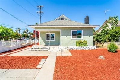 2891 10th St, Riverside, CA 92507 - MLS#: 200031061