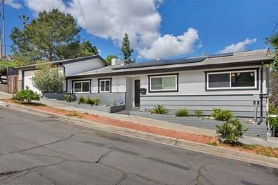 5418 Hewlett Drive, San Diego, CA 92115 - MLS#: 200031290