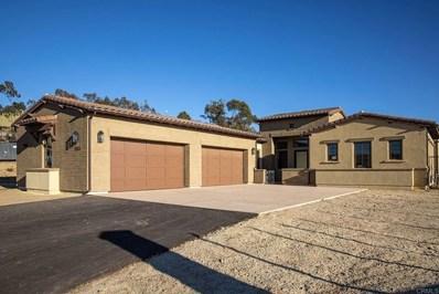 3984 Rancho Summit, Encinitas, CA 92024 - MLS#: 200031413