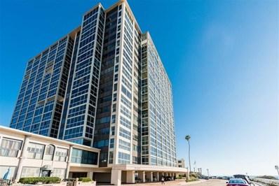 939 Coast Blvd UNIT 16G, La Jolla, CA 92037 - MLS#: 200031684