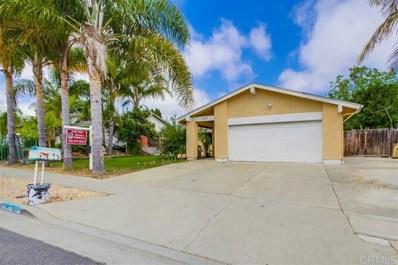 747 Granada Drive, Vista, CA 92083 - MLS#: 200031993