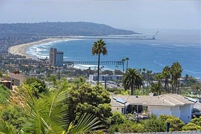 1164 Avenida Amantea, La Jolla, CA 92037 - MLS#: 200032029