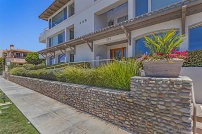 745 Coast Blvd South UNIT 1A, La Jolla, CA 92037 - MLS#: 200033219