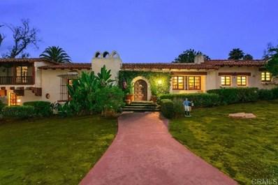 16734 Via de Santa Fe, Rancho Santa Fe, CA 92067 - MLS#: 200033227