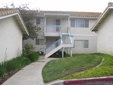 1306 Palomar Pl UNIT 15, Vista, CA 92084 - MLS#: 200033457