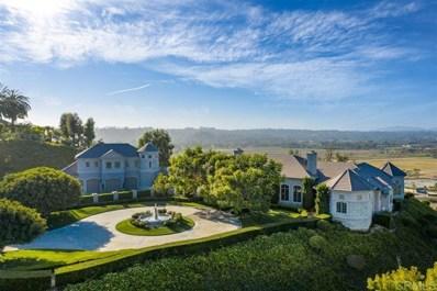 5865 Winland Hills Dr, Rancho Santa Fe, CA 92067 - MLS#: 200033805